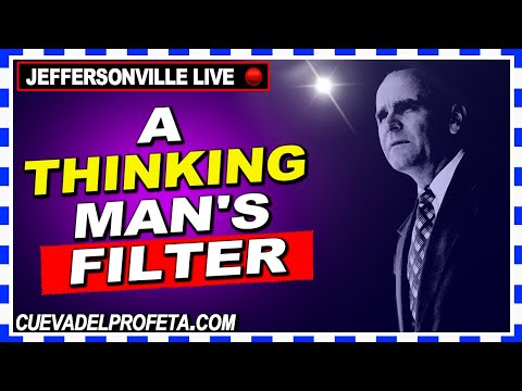 A Thinking Man's Filter ★ 𝗕𝗥𝗔𝗡𝗛𝗔𝗠 𝗧𝗔𝗕𝗘𝗥𝗡𝗔𝗖𝗟𝗘 𝗟𝗜𝗩𝗘 Joseph Branham