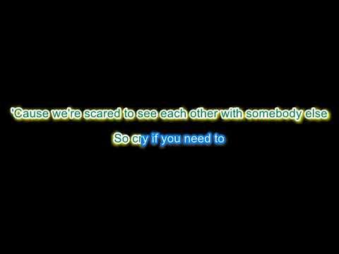 Drake - Doing it wrong Karaoke