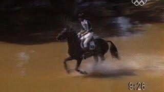 Mark Todd - Equestrian Legend | Seoul 1988 Olympics