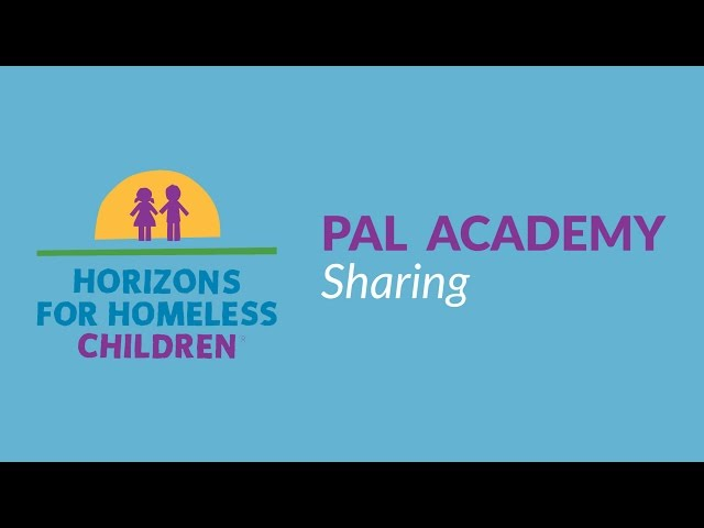 PAL Academy - 05 - Sharing