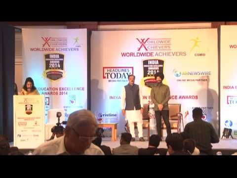 India Education Excellence Awards 2014 Part-2