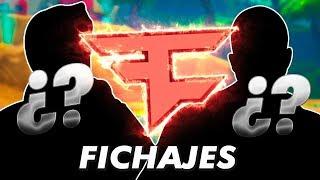 Los MEJORES FICHAJES de FaZe Clan en Fortnite  FaZe Dubs & FaZe Megga - StarK