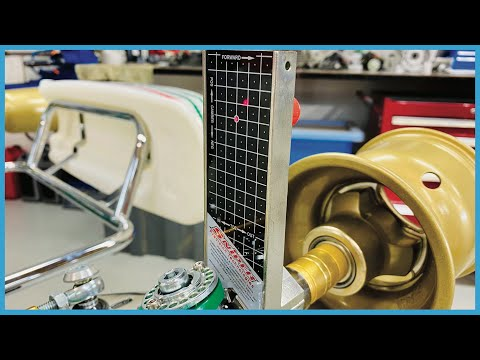 HOW TO: Go Kart Wheel Alignment with Sniper Laser Aligners - POWER REPUBLIC