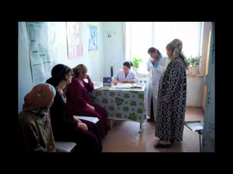Maternal Health and Midwifery in EECA: Tajikistan Focus
