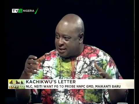 Journalists' Hangout 6th October 2017 | NEITI, NLC want FG to probe NNPC GMD
