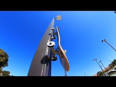 VERY DANGEROUS MAGNETIC SKATEBOARD WHEELS | YOU MAKE IT WE SKATE IT EP 42