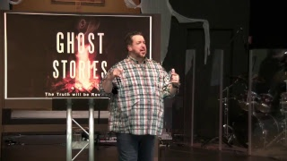 Ghost Stories: Don't Be a Ghost Buster