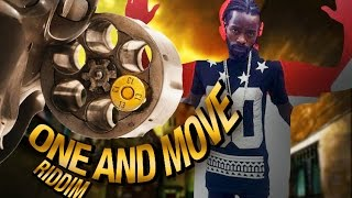 Ryme Minista - Work Fi Do (Raw) One and Move Riddim - August 2016