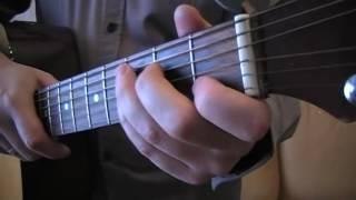 Это не любовь - Кино (Виктор Цой) как играть на гитаре