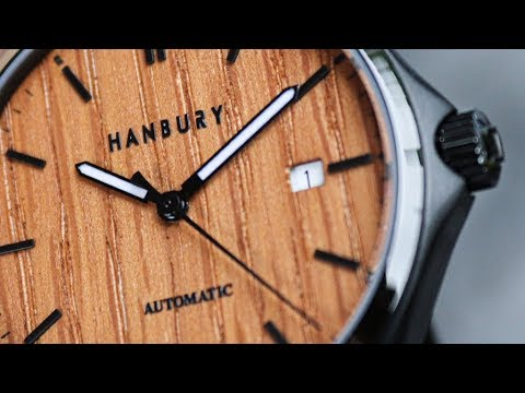 The Automatic Watch Unlike Any Other By Hanbury