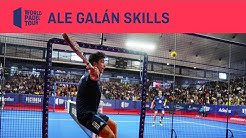 Ale Galán Best Skills - World Padel Tour