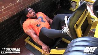 Baixar Sergio Oliva Jr. Leg Workout | Back to My Roots Ep. 3
