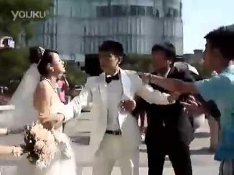 Người tình gay cướp chú rể trong ngày cưới