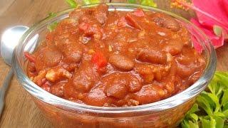 Veggie 'chili Con Carne'