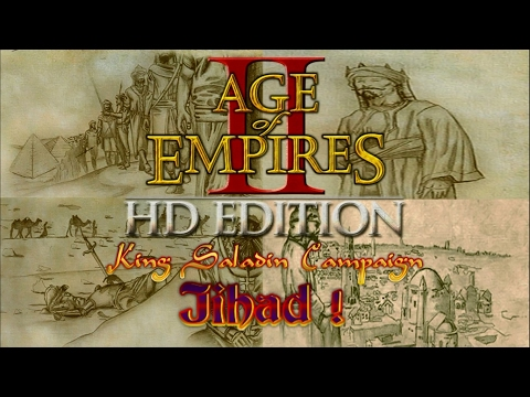 AOE 2 - King Saladin Campaign: Chapter 5