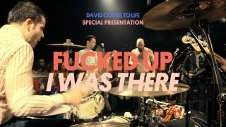 Fucked Up - I Was There - David Comes To Life