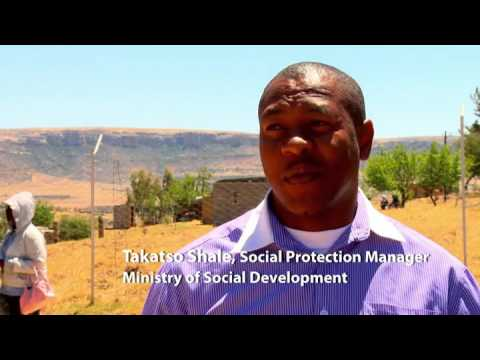 Assessing the Millennium Development Goals in the Kingdom of Lesotho
