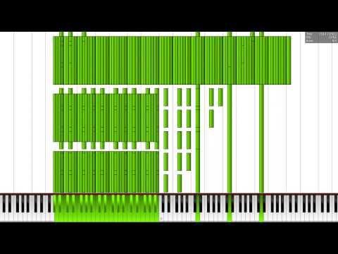 [Black MIDI] Crazy Star ? 230.000 notes