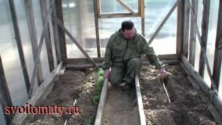 Как организовать капельный полив в теплице(, 2014-05-14T07:30:11.000Z)