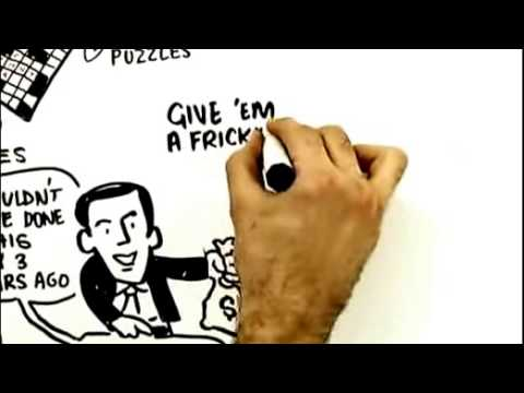 RSA Animate DriveThe surprising truth about what motivates us