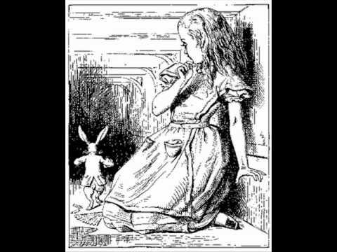Alicia en el país de la maravillas audio libro 2/12