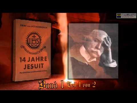 Paul Graf von Hoensbroech   14 Jahre Jesuit Band 1 Teil 1 2