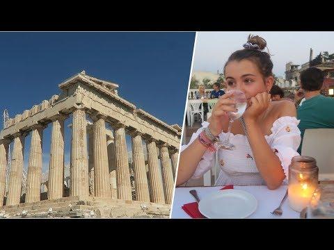 GRIEKENLAND VLOG DEEL 1: ATHENE - EVI HEEMSKERK VLOG