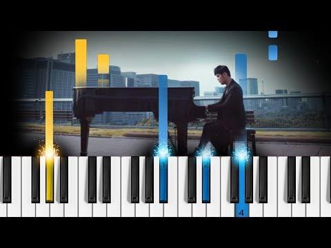 周杰倫 Jay Chou – Won't Cry (說好不哭) – EASY Piano Tutorial