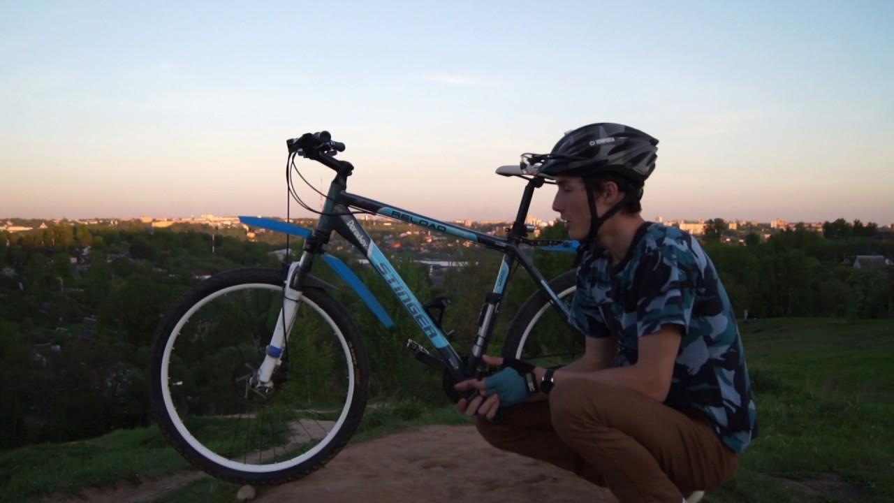 Горные велосипеды предназначены для преодолевания сложных по своему профилю трасс и катания по пересеченной местности. Внедорожным качествам горные велосипеды обладают в следствии следующих конструктивных особенностей: более широкие колеса относительно других видов.
