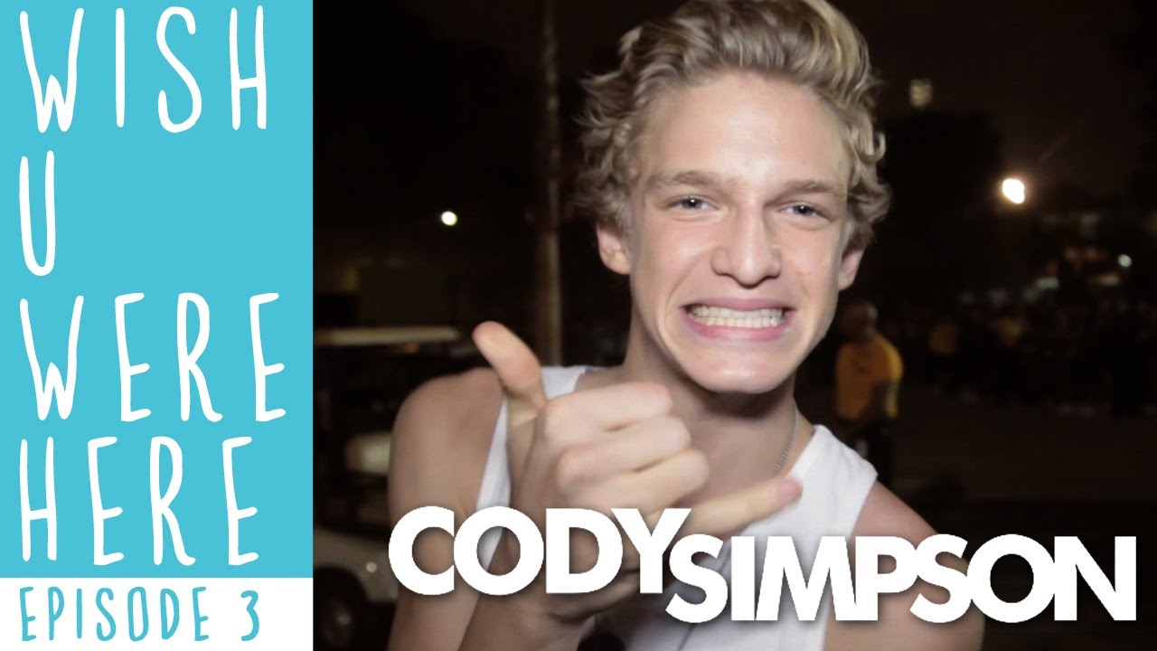 Fun at the OC Fair - Cody Simpson: Wish U Were Here Summer Series Episode #3