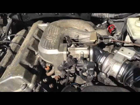 BMW E36 318i M42 M44 M43 ICV IAC Fix Hard to Start Fuel Trim and