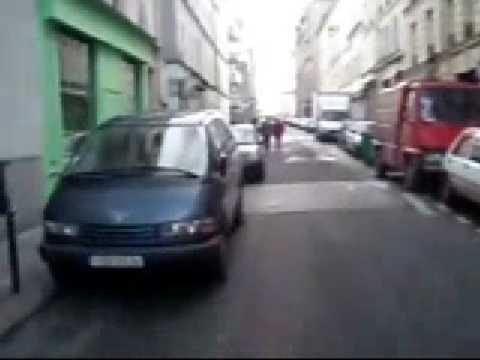 Rue De Nantes Paris 19ème