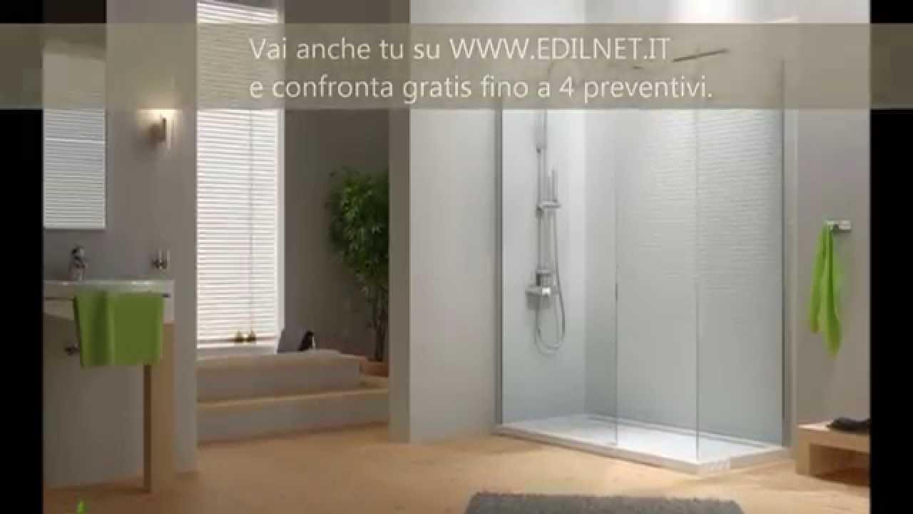Sostituzione Vasca Da Bagno Prezzi : Costo sostituzione vasca con doccia edilnet prezzi