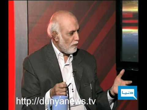 Dunya TV-CROSS FIRE-29-09-2011
