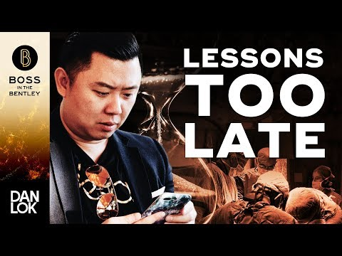 The 2 Lessons People In Life Learn TOO LATE