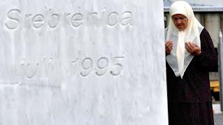 Bosnian Muslims mark 25th anniversary of Srebrenica massacre