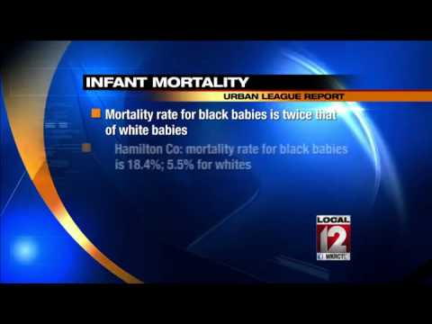 Urban League Report: High infant mortality rate in African-A