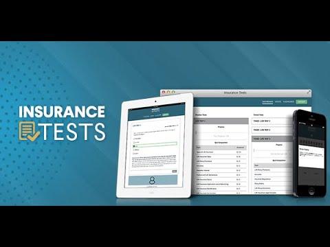 Insurance License Test Prep - YouTube