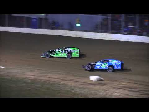 UMP Modified Heat #5 from Portsmouth Raceway Park, October 19th, 2017.