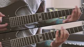 Killswitch Engage - Take This Oath - Guitar Cover - Playthrough