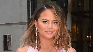 Chrissy Teigen Shares First Photo of Newborn Son and Reveals His Name!