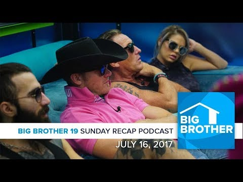 BB19 Sunday Recap Podcast & Live Feed Update