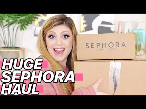 HUGE SEPHORA VIB SALE HAUL!