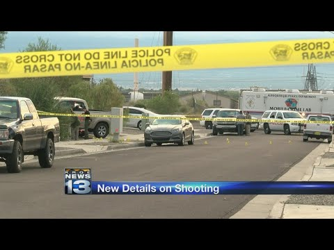 New details on officer-involved shooting in northwest Albuquerque