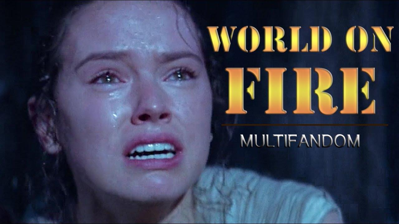 World On Fire series