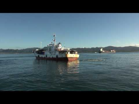 KEEPING THE PACIFIC WATCH, FIJI