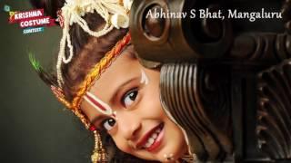 Krishna Costume Contest 2016