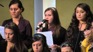 "FRPC Youth Choir: ""Eu si casa mea vom sluji Domnului"""