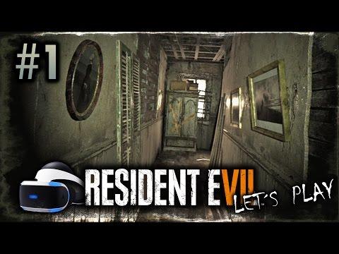 "RESIDENT EVIL VII con Gafas PSVR - Ep.1 ""Miedo + VR = Genialidad""| Let´s Play en Español"