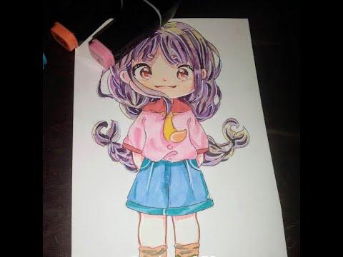 Quá trình tu luyện vẽ của tớ . | Bao quát các kiến thức liên quan đến cách vẽ anime đẹp chi tiết nhất